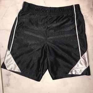 Kids Sz 3T Nike Black Shorts